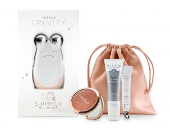Trinity Facial Toning Device Christmas Set